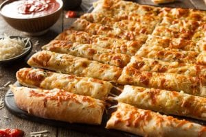 Cheese Breadsticks
