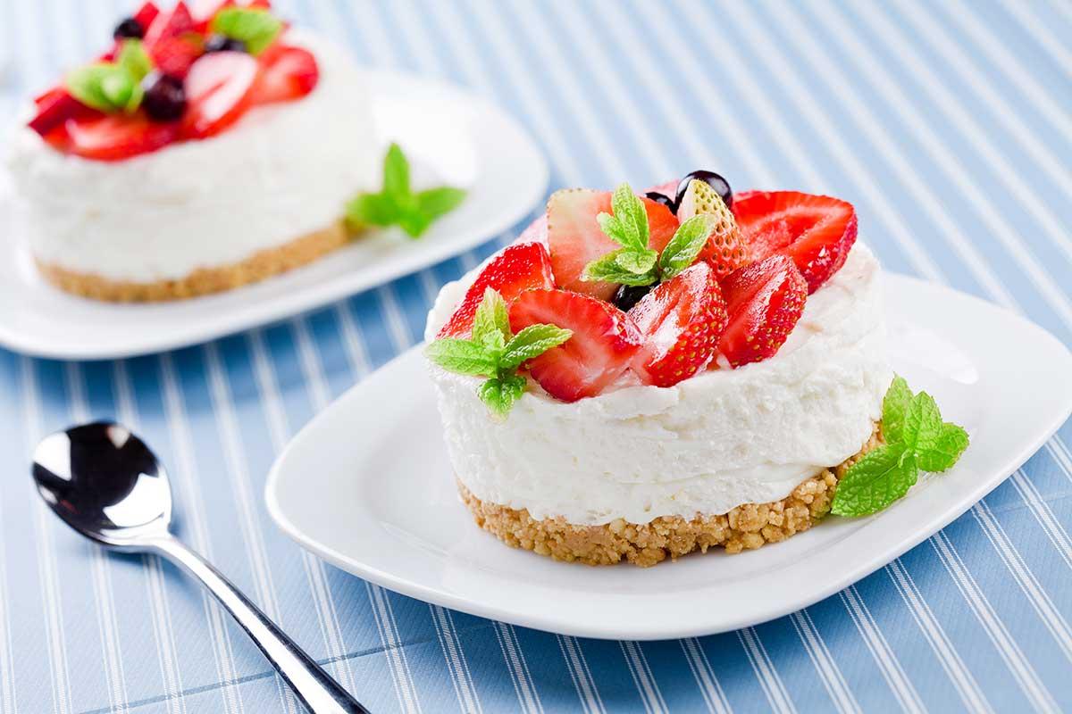 Miracle Cheesecake
