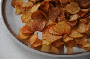 Cinnamon Tortilla Chips