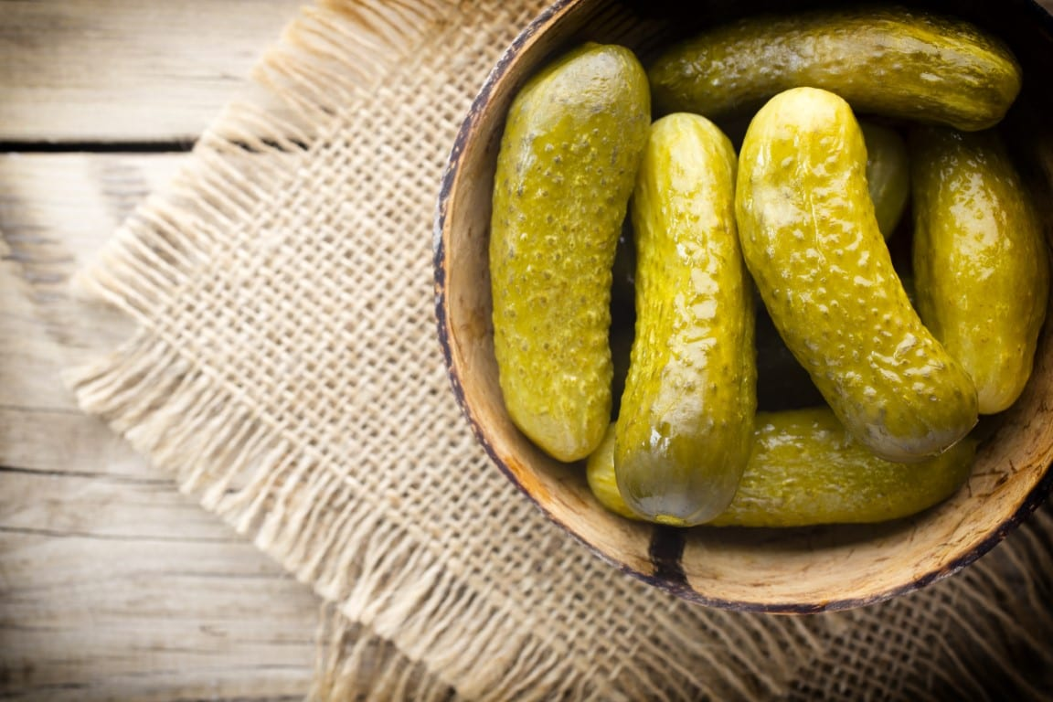Savory Pickle Wrappers