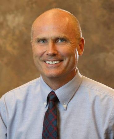 Portrait of Von Crofts.